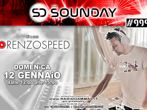 THE SOUNDAY weekend
