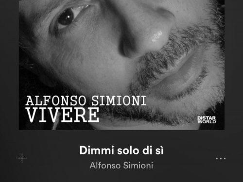 THE SOUNDAY Radio Show ospita ALFONSO SiMiONi