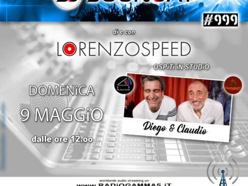 Il podcast del 9 Maggio on air | THE SOUNDAY Radio Show